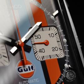 TA21997S Tag Heuer Monaco Calibre 12 'Gulf Edition'  Close5
