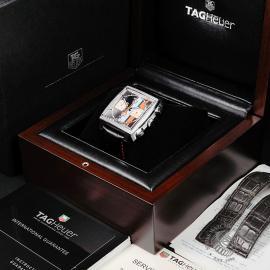 TA21997S Tag Heuer Monaco Calibre 12 'Gulf Edition'  Box