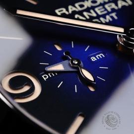 PA1930P Panerai Radiomir 1940 GMT Power Reserve Close5