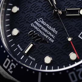OM21861S Omega Seamaster '007 40th Anniversary Edition' Close4 1