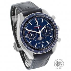 OM1923P Omega Speedmaster Moonphase Co-Axial Dial