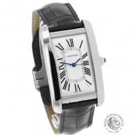 CA1922P Cartier Tank Americaine Large Dial