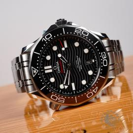 OM22106S Omega Seamaster Professional 300M Unworn Close10