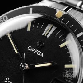 OM21404S Omega Vintage Seamaster 120 Close3