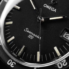 OM21404S Omega Vintage Seamaster 120 Close4 1