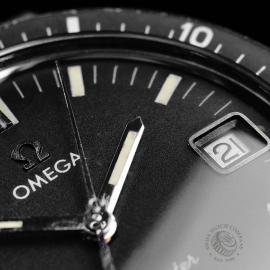 OM21404S Omega Vintage Seamaster 120 Close5