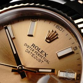 RO1933P Rolex Datejust II Close3 1