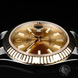 RO1933P Rolex Datejust II Close6