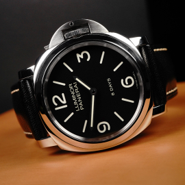 PA22112S Panerai Luminor Base 8 Days Close10