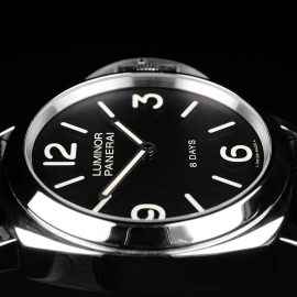 PA22112S Panerai Luminor Base 8 Days Close6