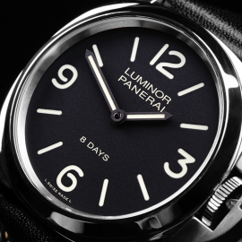 PA22112S Panerai Luminor Base 8 Days Close2