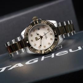 TA22420S Tag Heuer Ladies Aquaracer Close11