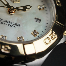 TA22420S Tag Heuer Ladies Aquaracer Close6 1