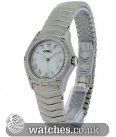 Ebel Ladies Classic Wave