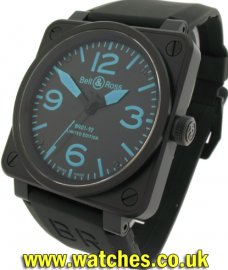 Bell & Ross BR 01-92 Blue Limited Edition