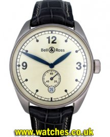 Bell & Ross Vintage 123 18ct Grey Gold