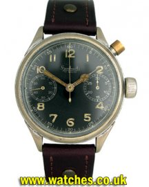 Hanhart Vintage World War II German Fighter Pilots Watch