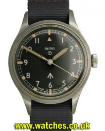 Smith Vintage British Army Wristwatch