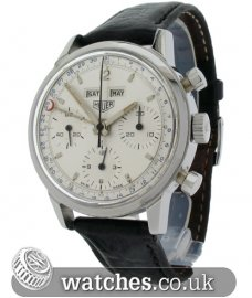 Heuer Vintage Carrera Day Date (Rare Model)