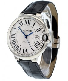 Cartier Ballon Bleu White Gold