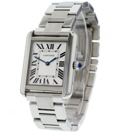 Cartier Ladies Tank Solo Small Model