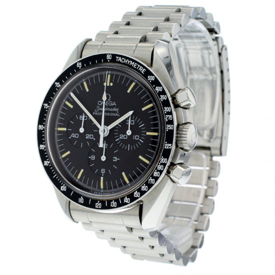Omega Speedmaster Professional Moonwatch 20th Anniversary