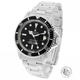 RO20799S Rolex Vintage Submariner Date Back 1