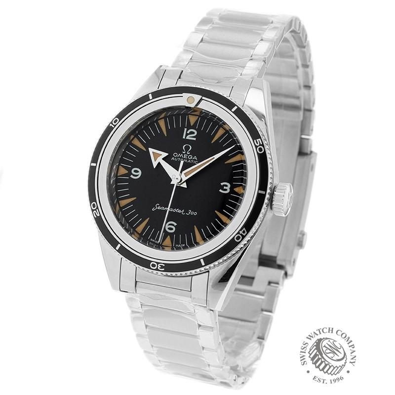 Omega Seamaster 60th Anniversary 300 Co-Axial Master