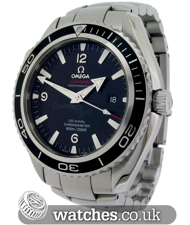 Omega Seamaster Quantum Of Solace 007 Limited Edition
