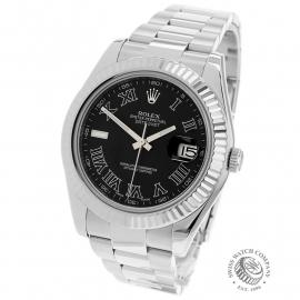 RO22031S Rolex Datejust II Back