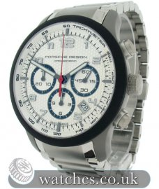 Porsche Design Dashboard Chronograph P6612