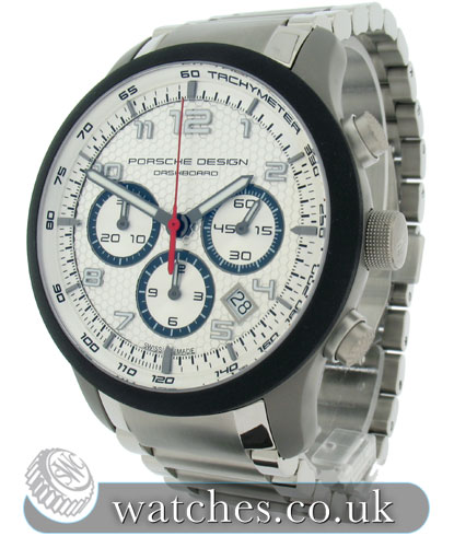 Porsche Design Dashboard Chronograph P6612 Watch 6612151402453