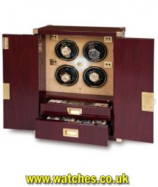 Rapport Mariners Chest Four Watch Cabinet