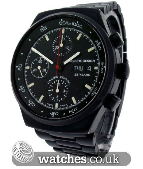 2effe9d7e Porsche Design PO11 Chronograph 25th Anniversary Limited Edition by Eterna