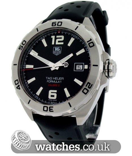 7b53c2963e9 Tag Heuer Formula 1 Calibre 5 Automatic Watch - WAZ2113.FT8023 - Ref ...