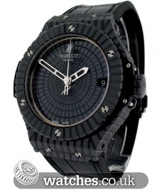 Hublot Big Bang Black Caviar