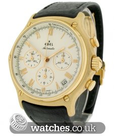 Ebel Chronograph 18ct Gold
