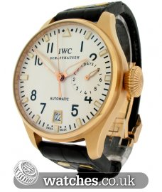 IWC Big Pilots Watch Tourneau Special Edition