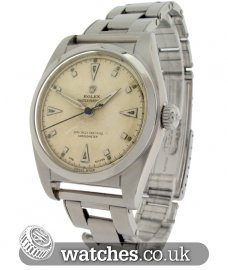 Rolex Vintage Oyster Perpetual Bubble Back