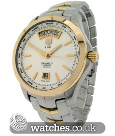 Tag Heuer Link Automatic Calibre 5