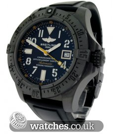 Breitling Avenger Seawolf Blacksteel Code Yellow Limited Edition