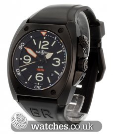 Bell & Ross BR 02 Carbon