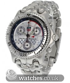 Tag Heuer SEL West McClaren Mercedes Chronograph