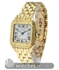 Cartier Panthere 18ct Gold Large