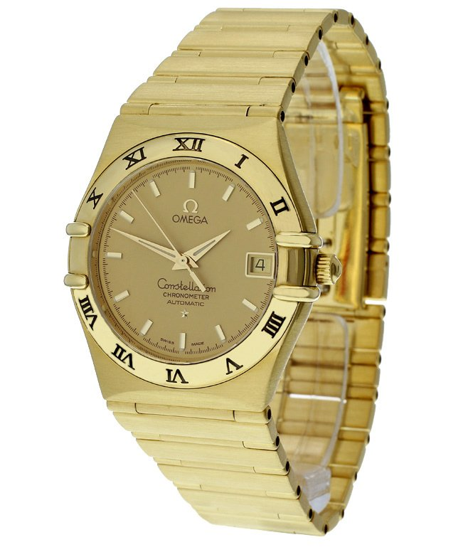 Omega Constellation 18ct Gold