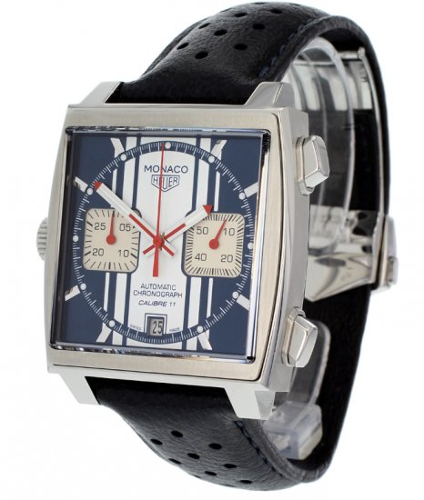 Tag Heuer Monaco Calibre 11 Steve McQueen Limited Production