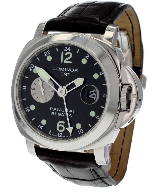 Panerai Luminor GMT Regatta 2002 Special Edition