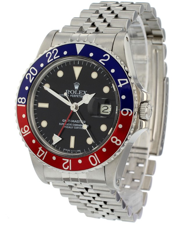 Rolex Vintage GMT Master Transitional Model