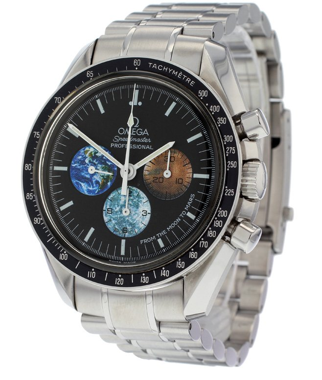 Omega Speedmaster Professional Moon to Mars Special Edition