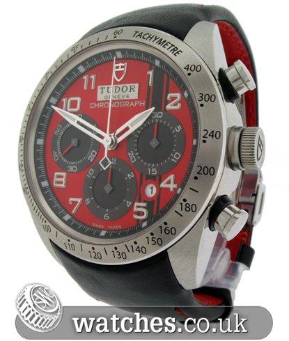 Tudor Fastrider Ducati Chronograph Watch - 42000D - Ref  TU-14500S ... ca0ddbd8a4e1